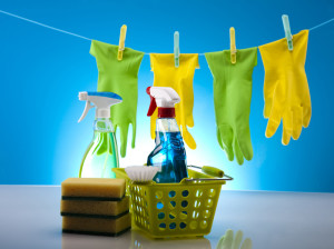 How to substitute the laundry detergents